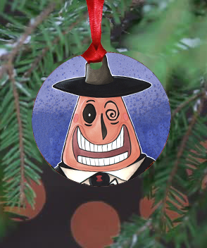 NBC Mayor Ornament