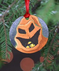 NBC Oogie Boogie Ornament