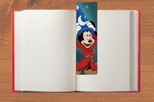 Sorcerer Mickey Bookmark