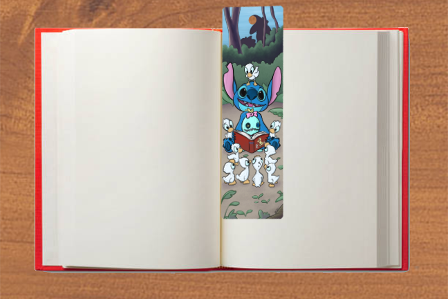 Stitch Bookmark