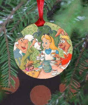 Tea Party Ornament