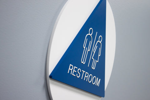 California ADA Restroom Signs