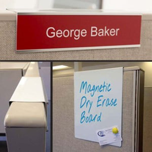 Capture GREAT ideas ~ Cubicle Whiteboard Signs