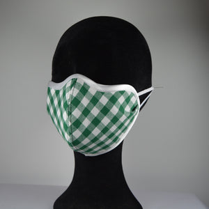 50' style - facemask
