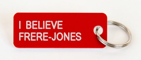 I BELIEVE FRERE-JONES
