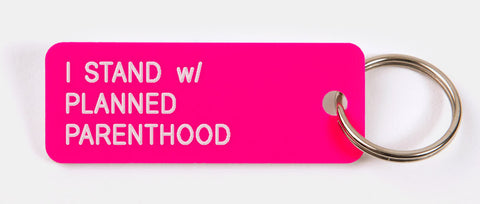 I STAND w/ PLANNED PARENTHOOD