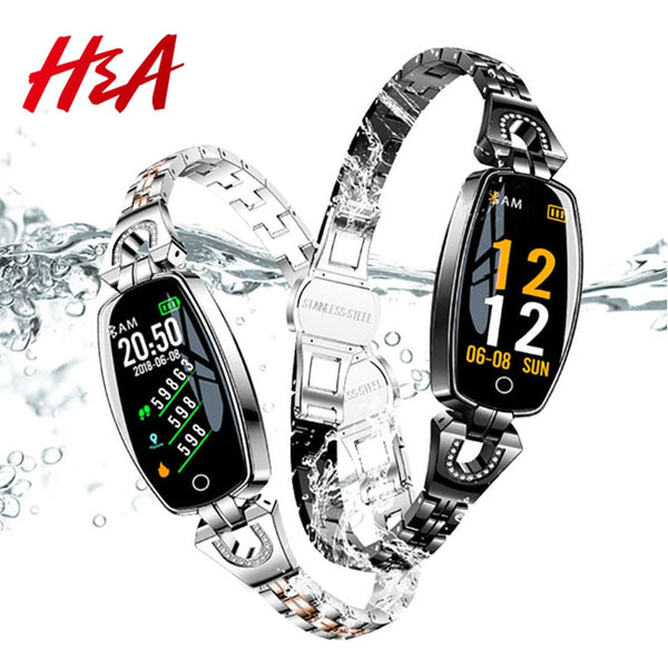 Fitness Bracelet Sport Smart Watch Waterproof Heart Rate Monitoring Women Gift - Wholesale_Star_1