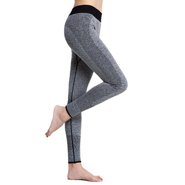 Autumn Women's Leggings Fitness High Waist Elastic Women Workout Pants - Wholesale_Star_1