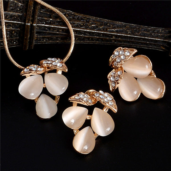 Golden Plated Jewelry Sets