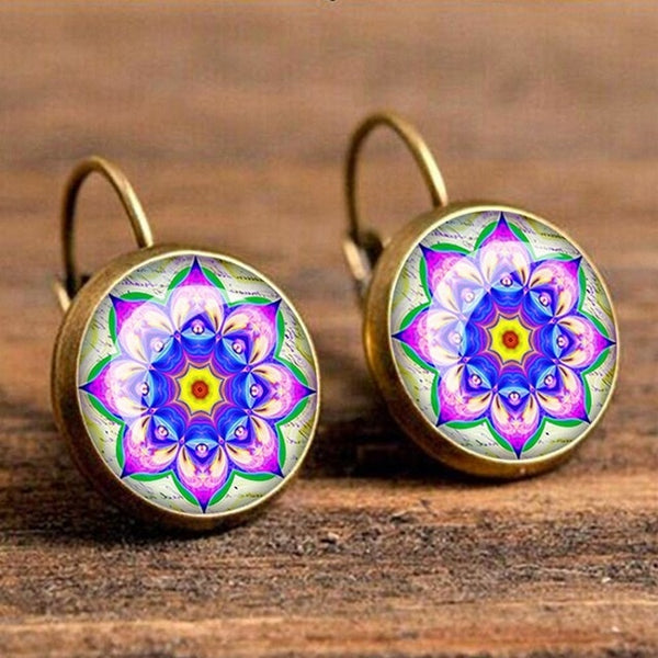 26 Styles Vintage Stud Earrings For Women Bohemian Boho Earrings - Wholesale_Star_1