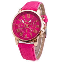 Quartz Fashion Fashion Watches - Rose