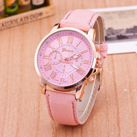 Quartz Fashion Fashion Watches - Pink