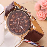 Quartz Fashion Fashion Watches - Brown