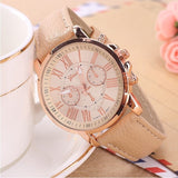 Quartz Fashion Fashion Watches - Khaki