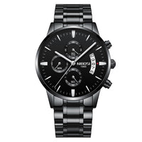Waterproof Luxury Military Sport Watch Business Wristwatches