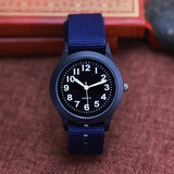 Children Cool Canvas Watches Gifts