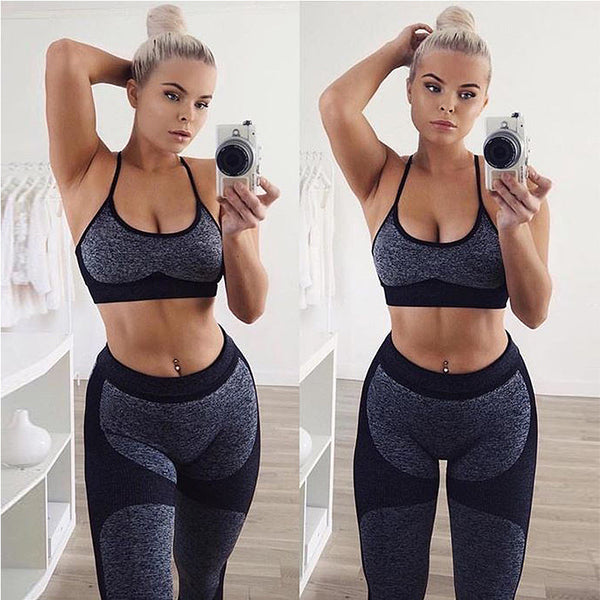 Leggings tal-Fitness Fitness tan-Nisa