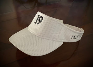 All19holes Visor