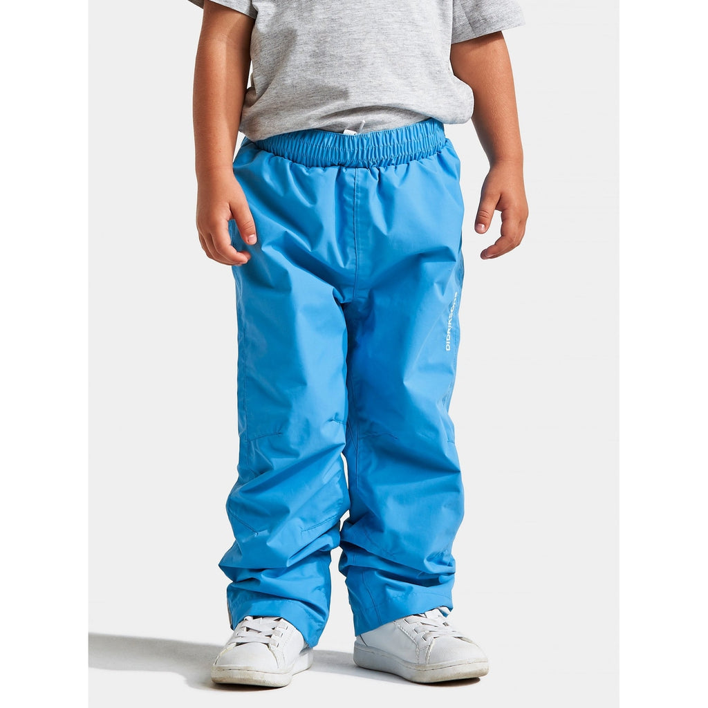 Nobi Kid's Pants - Housut - Didriksons - Breeze Blue - Muksukaskauppa