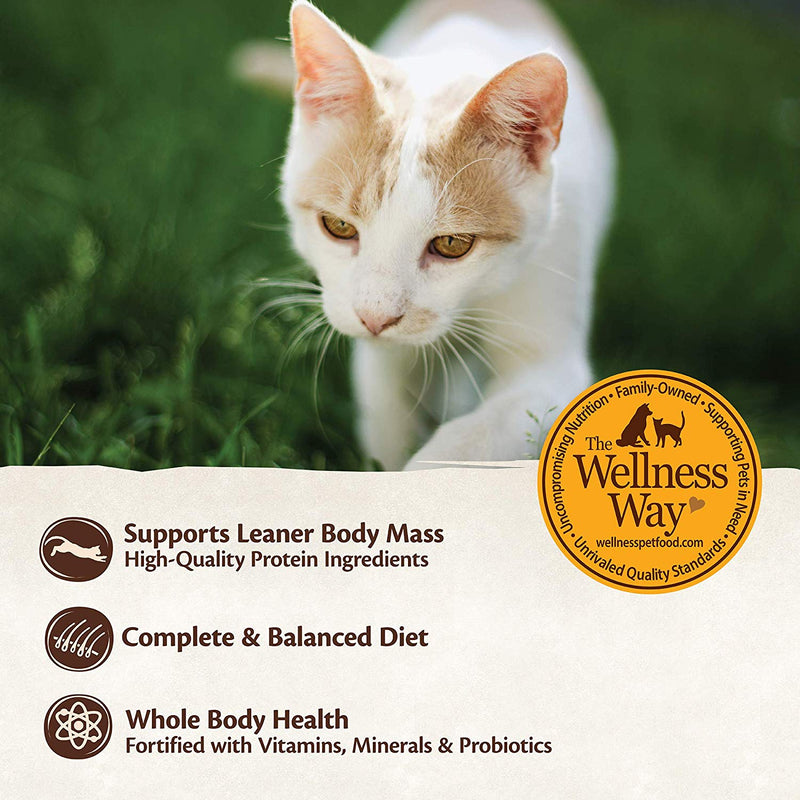 CORE Signature Selects Chunky Chicken & Turkey Grain-Free Canned Cat Food