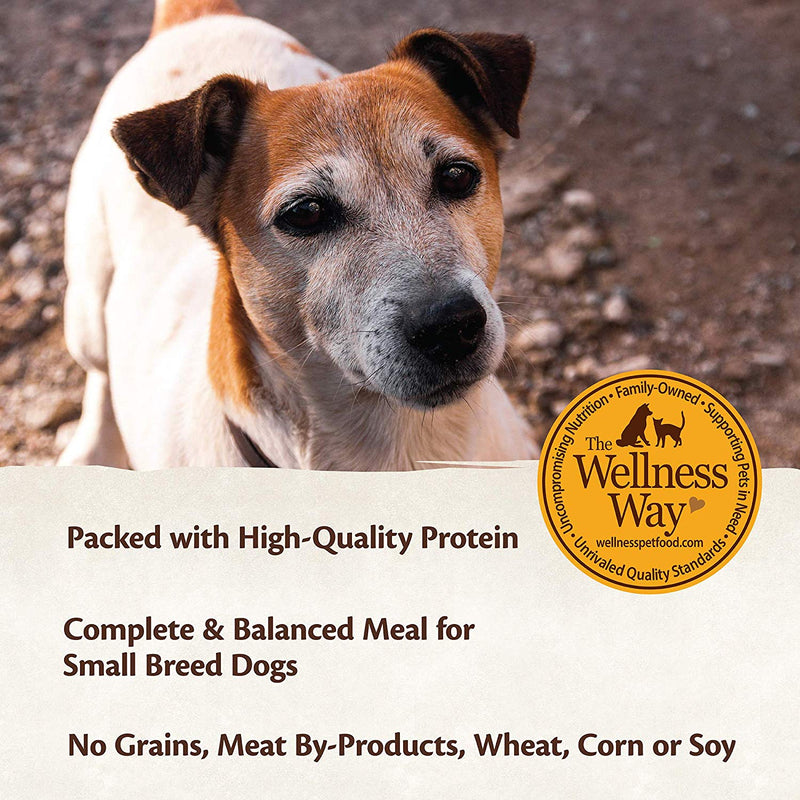 CORE Small Breed Mini Meals Pate Beef & Chicken Wet Dog Food