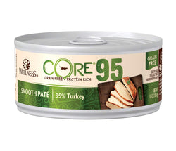 CORE 95% Turkey Grain-Free Canned Cat Food