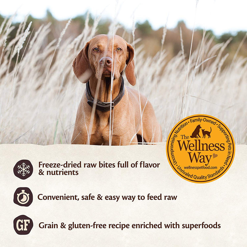 CORE RawRev Original + 100% Raw Turkey Grain Free Dry Dog Food