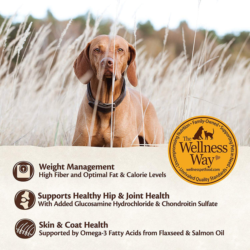 CORE Small Breed Healthy Weight Formula Deboned Turkey, Turkey Meal & Chicken Meal Recipe Grain-Free Dry Dog Food