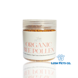 Organic Bee Pollen for Dogs and Cats
