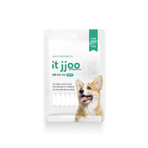 It Jjoo Probiotics Dental Care For Dogs