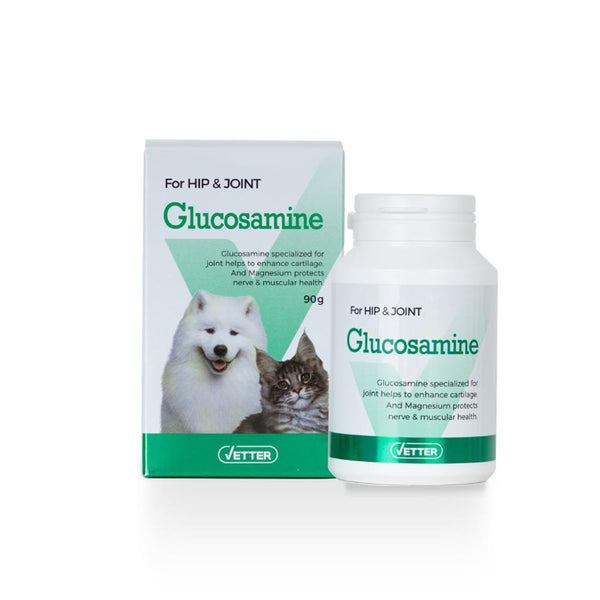 Vetter Glucosamine Hip & Joint Supplement for Cats and Dogs