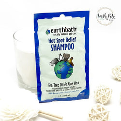 Earthbath Hotspot Relief Tea Tree & Aloe Vera Cat & Dog Shampoo