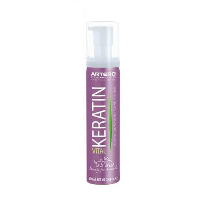 Keratin Vital Conditioner For Dogs And Cats
