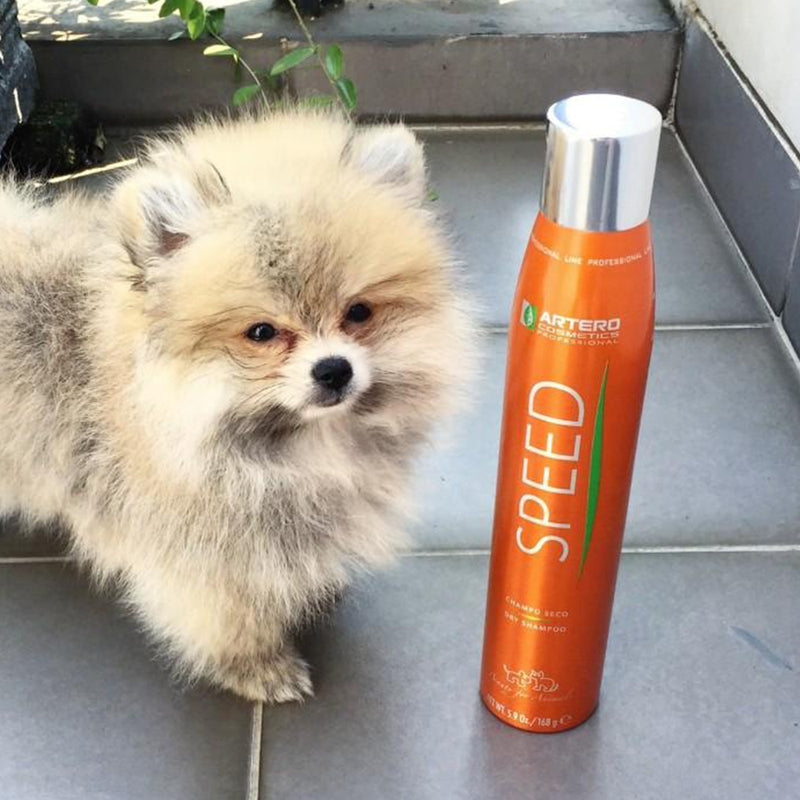 Speed Dry Shampoo For Dogs And Cats