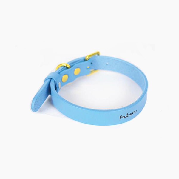Dog Cat Leather Collar