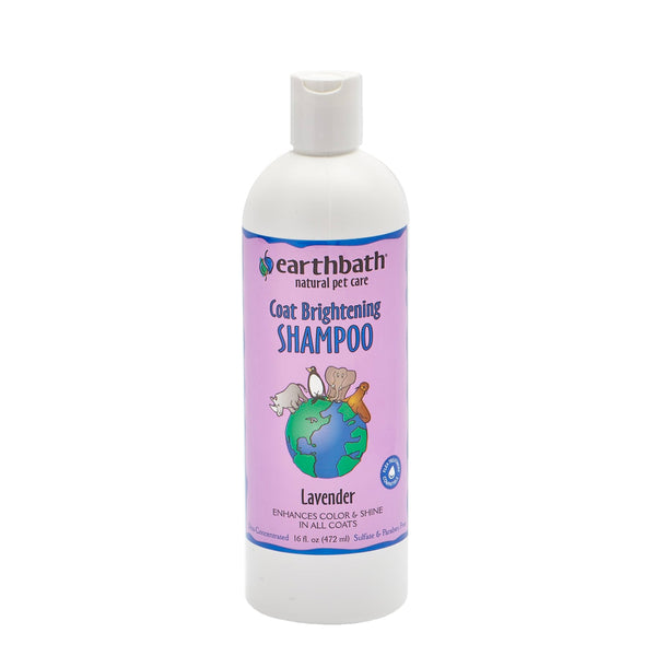 Coat Brightening Lavender Dog & Cat Shampoo