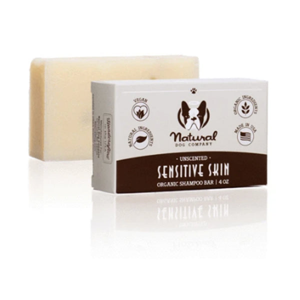 Sensitive Skin Soothing Hypo-Allergenic Shampoo Bar for Dog
