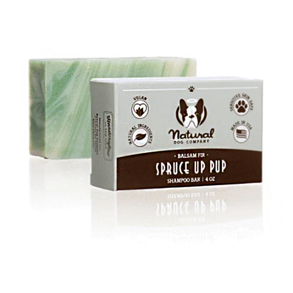 Spruce Up Pup Skin Soothing Shampoo Bar for Dog