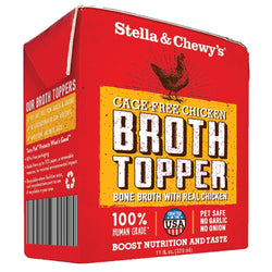 Bone Broth Topper Cage Free Chicken Wet Dog Food