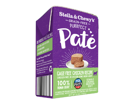 Purrfect Pate Chicken Medley Cat Wet Food