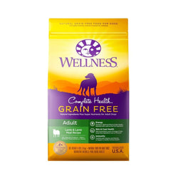 Complete Health Grain-free Adult Lamb Dog Food