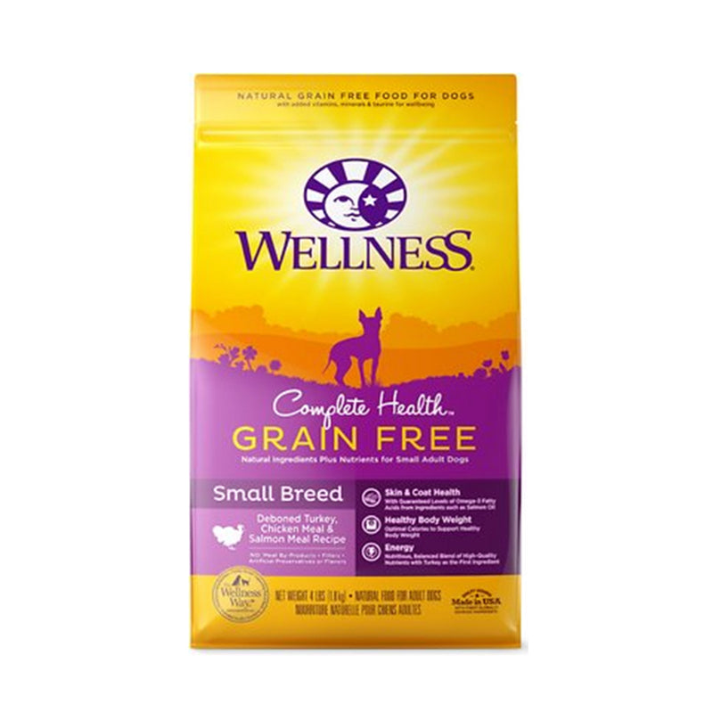Complete Health Grain-free Small Breed Dog Food