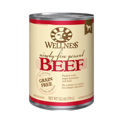 Complete Health Ninety-Five Percent Beef Grain-Free Dog Food