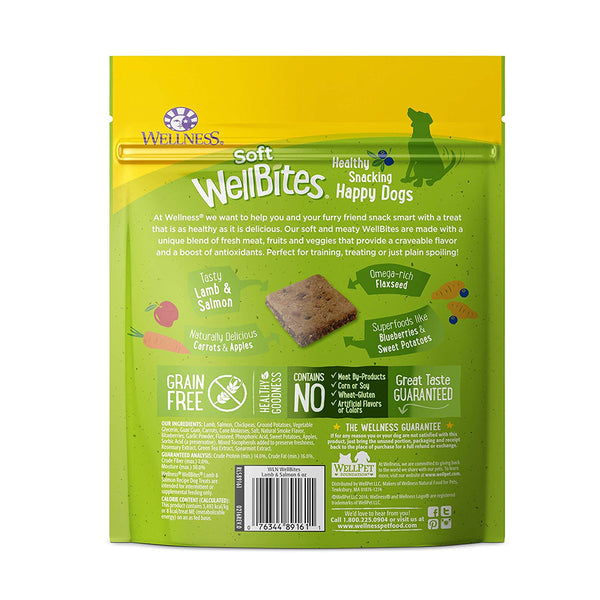 Complete Health WellBites Lamb & Salmon Soft Dog Treats