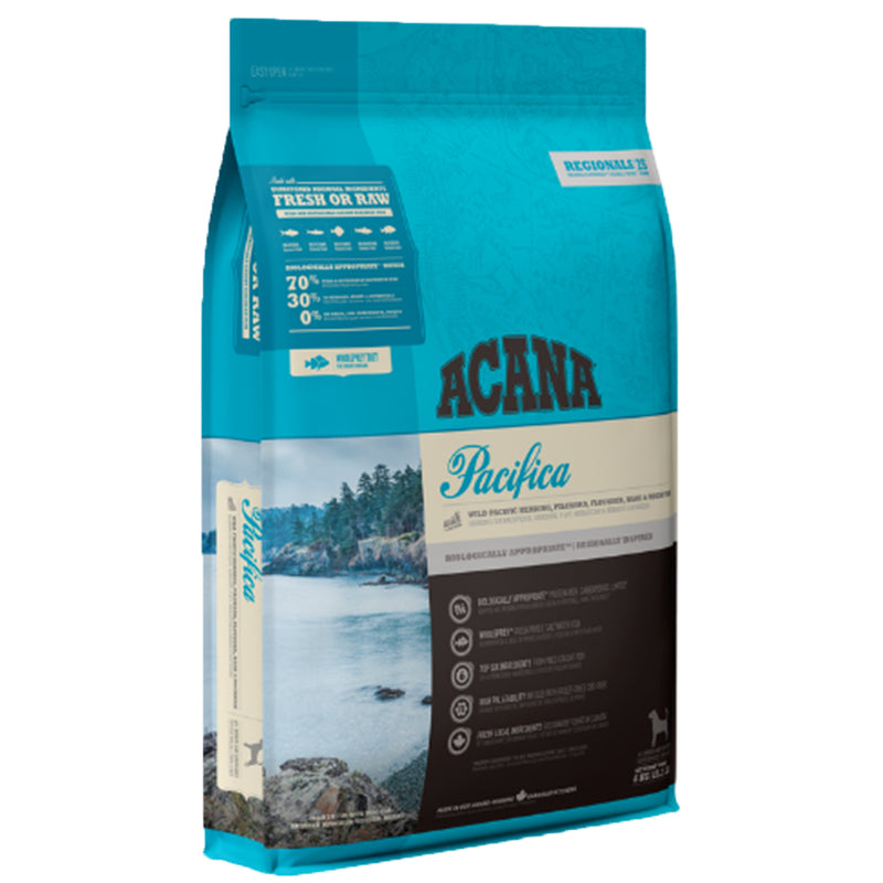 Pacifica Dry Dog Food