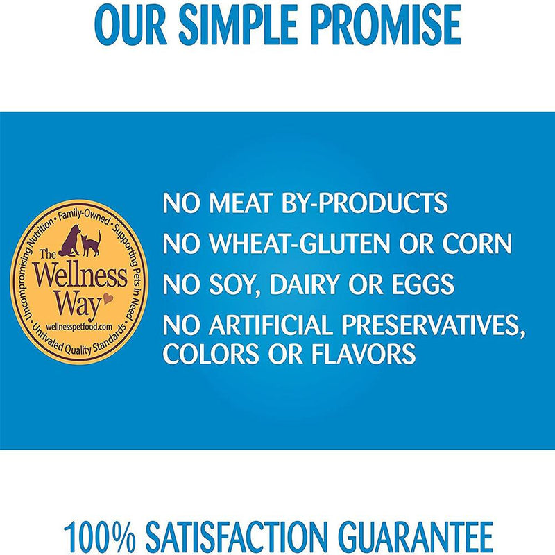 Wellness Simple Limited Ingredient Salmon & Potato Dry Dog Food