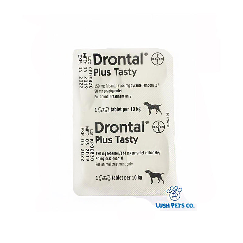 Drontal Anthelmintic for Dog per box