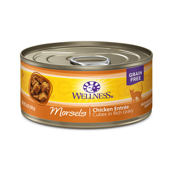 Complete Health Grain Free Morsels Cat Food 5,5oz - Chicken Dinner