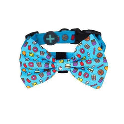 Bow Tie Collar - Snack Attack Dog Collar