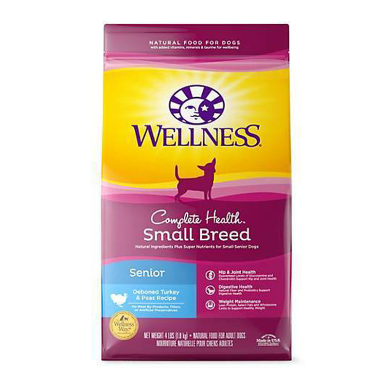 Complete Health Small Breed Senior 4 lbs